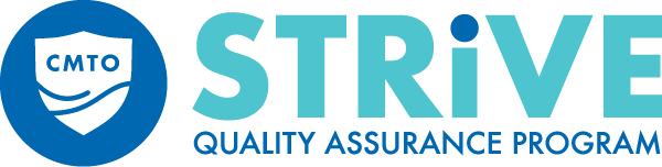 STRiVE Quality Assurance Program